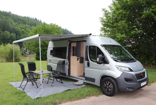 Wohnmobil mieten in Schönau von privat | Bürstner Elvis