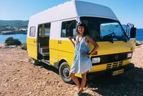 Wohnmobil mieten in Ibiza-stad von privat   Volkswagen Hippy