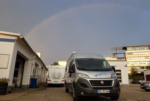 Wohnmobil mieten in Dresden von privat | SunLiving   Basti´s 2018