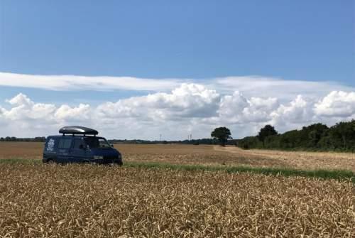 Wohnmobil mieten in Kiel von privat | VW Fritz