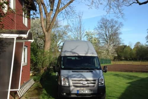 Wohnmobil mieten in Bonn von privat | Ford Olli