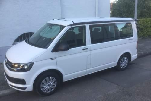 Wohnmobil mieten in Mannheim von privat | VW LotteLou