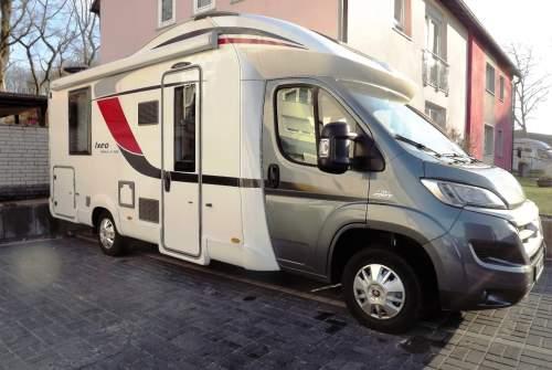 Wohnmobil mieten in Dortmund von privat | Bürstner Dreamliner