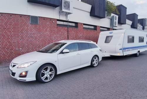 Wohnmobil mieten in Hannover von privat | Hobby Hobby