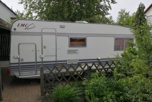 Wohnmobil mieten in Stahnsdorf von privat | LMC Freddy