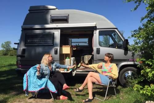 Wohnmobil mieten in Leipzig von privat | Fiat Henry