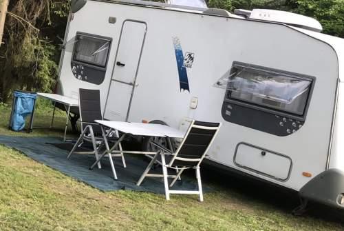 Wohnmobil mieten in Ratingen von privat   Knauss  Knausi