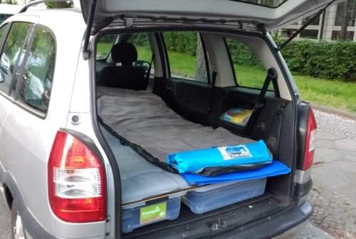 Wohnmobil mieten in Berlin von privat | Opel  Zafira