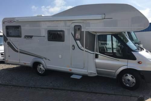 Wohnmobil mieten in Nottuln von privat | Ford Transit Mademoiselle