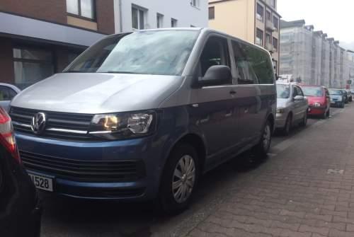 Wohnmobil mieten in Frankfurt am Main von privat | VW T6 Multivan