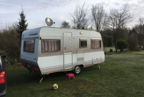 Wohnmobil mieten in Bonn von privat | Dethleffs Familienkutsche