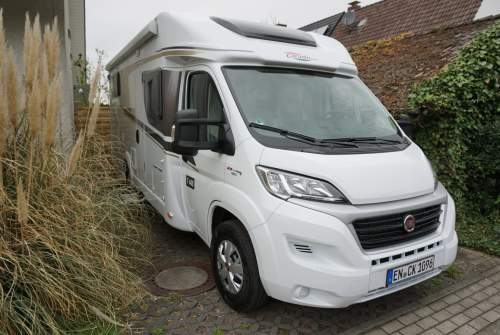 Wohnmobil mieten in Hattingen von privat | Carado Camper K. T448