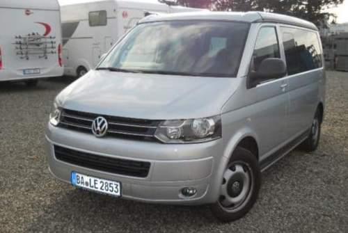 Wohnmobil mieten in Berlin von privat | VW T5 Cali DSG