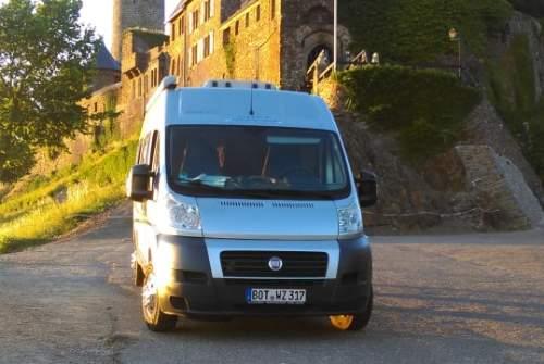 Wohnmobil mieten in Bottrop von privat | Fiat Dukato Zawomo's Pössl 2Win
