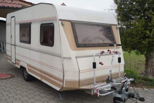 Wohnmobil mieten in Woringen von privat   Dethleffs Nomad