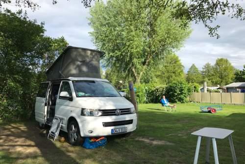 Wohnmobil mieten in Berlin von privat | Volkswagen  Rosinante