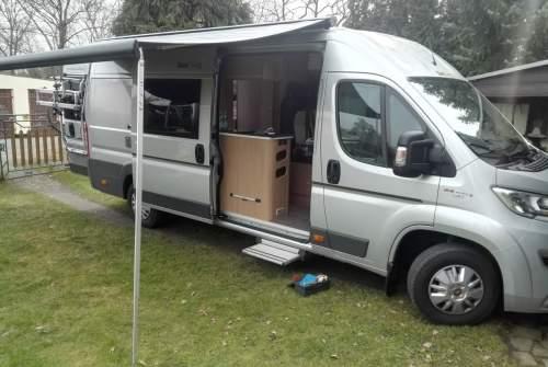 Wohnmobil mieten in Rostock von privat | Adria  reiner57