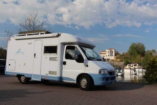 Wohnmobil mieten in Braunschweig von privat | Fiat  MARLEY