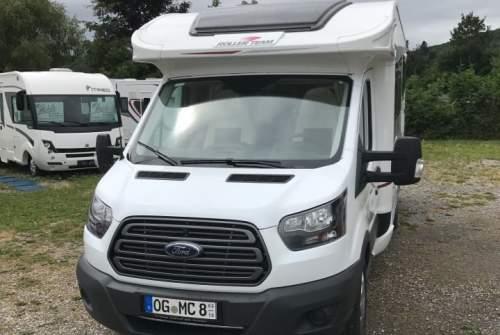 Wohnmobil mieten in Offenburg von privat | Roller Team Autoroller 266 TL  Emmi