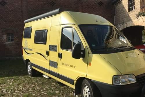 Wohnmobil mieten in Markkleeberg von privat | FIAT Ducato Adria Twin (Pössl) Paula To Go