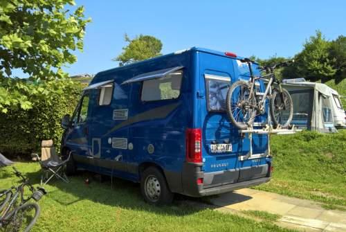 Wohnmobil mieten in Kleinmachnow von privat | Peugeot Womo