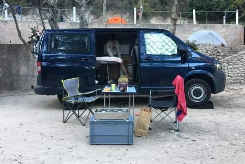 Wohnmobil mieten in Augsburg von privat | T5 Prince Leonard