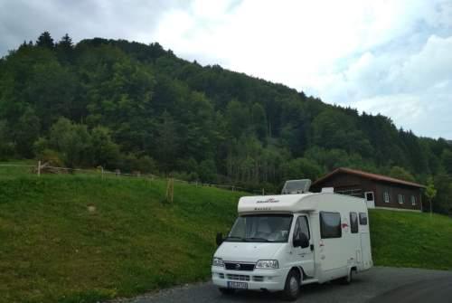 Wohnmobil mieten in Berlin von privat | Fiat Juan