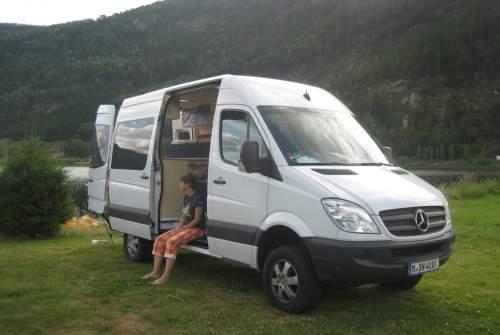 Wohnmobil mieten in Bannewitz von privat | Mercedes-Benz Woodi