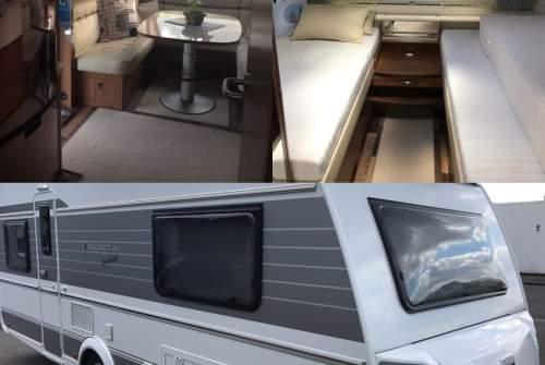 Wohnmobil mieten in Greven von privat | TABBERT TABBERT Luxus PRIVAT EDITION 540E 2.5