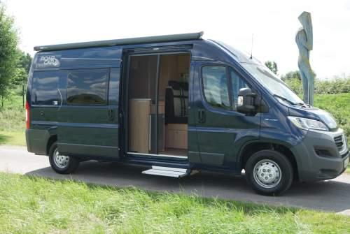 Wohnmobil mieten in Gudensberg von privat | Pössel  Unser Reisewagen