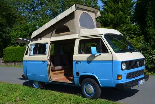 Wohnmobil mieten in Bielefeld von privat | Volkswagen Le Bulli
