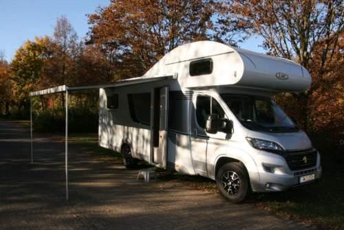 Wohnmobil mieten in Römerberg von privat | LMC Breezer HILDE