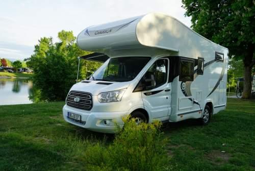 Wohnmobil mieten in Ehningen von privat | Chausson  Family Fun EZ 10/17