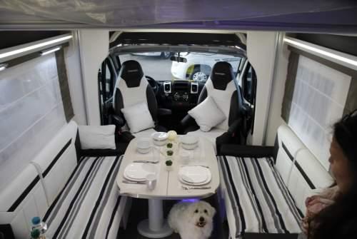Wohnmobil mieten in Olfen von privat | CHAUSSON DAMUR (Chausson Welcome 640) - Best for two :)