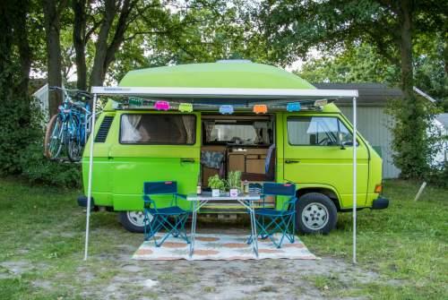 Wohnmobil mieten in Berlin von privat | Volkswagen Kermit
