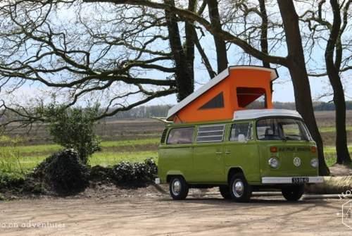 Wohnmobil mieten in Bussum von privat   Volkswagen VW T2 Westfalia