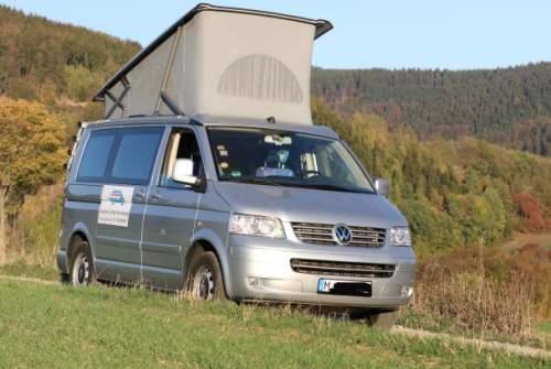 Wohnmobil mieten in München von privat | VW Sonnendach