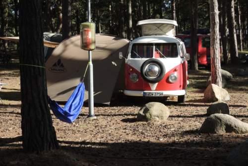 Wohnmobil mieten in Berlin von privat | Volkswagen Sambalia