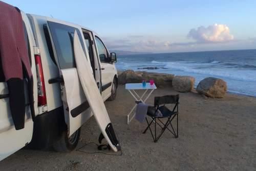 Wohnmobil mieten in Ericeira von privat | Peugeot Ferdi
