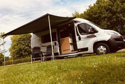 Wohnmobil mieten in Aachen von privat | Roller Team Girasol 🌻