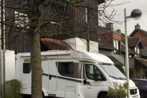 Wohnmobil mieten in Bonn von privat   Fiat Caradoline