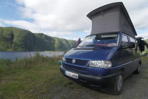 Wohnmobil mieten in Berlin von privat | VW Walter