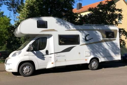 Wohnmobil mieten in Bonn von privat | Carado Wibuschu