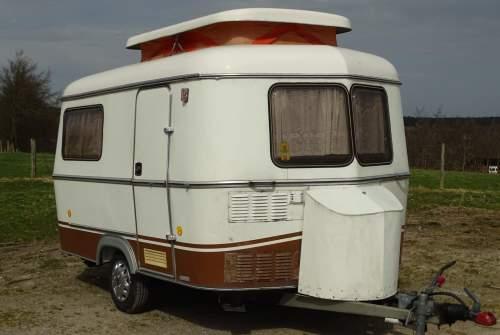 Wohnmobil mieten in Monschau von privat   Hymer Eriba Biene