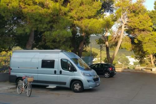 Wohnmobil mieten in Berlin von privat | Citroen Herzilein