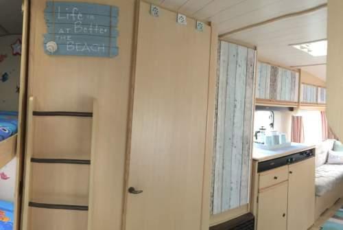 Wohnmobil mieten in Haldenwang von privat | LMC Strandhaus für 5