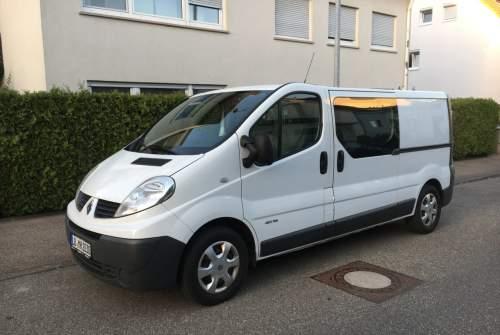 Wohnmobil mieten in Korntal-Münchingen von privat | Renault Adventurecamper