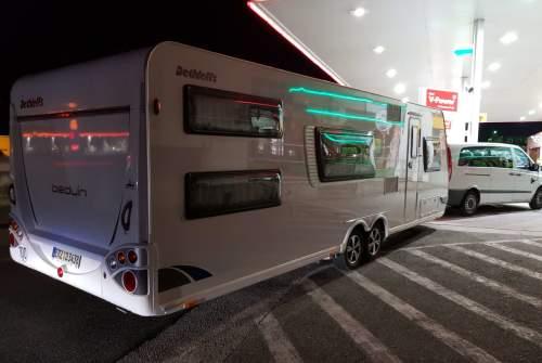 Wohnmobil mieten in Chemnitz von privat | Dethleffs Dethleffs Beduin
