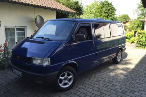 Wohnmobil mieten in Stephanskirchen von privat | VW T4 Jamie Blue
