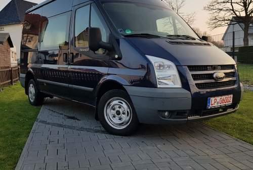 Wohnmobil mieten in Kassel von privat | Ford Knatter Karl